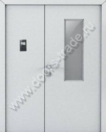 технические металлические двери в новогиреево