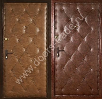 преимущества металлические двери эконом класса от производителя