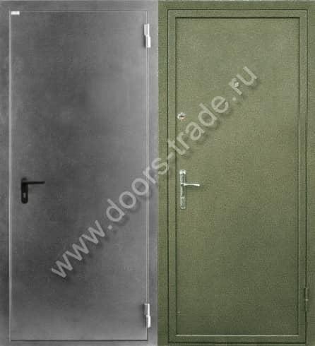 офисная дверь железная москва